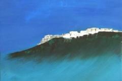 Landschaft am Meer