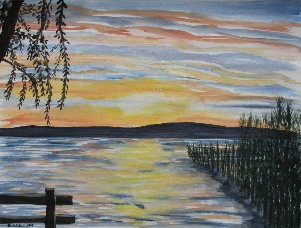 Am Neusiedler See (A)