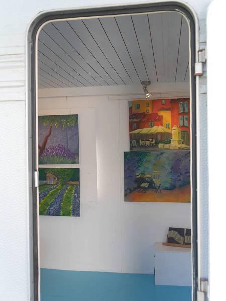 Ausstellung Sehnsuchtsorte Freiräume 1