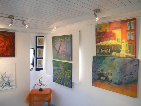 Ausstellung Sehnsuchtsorte Freiräume 3