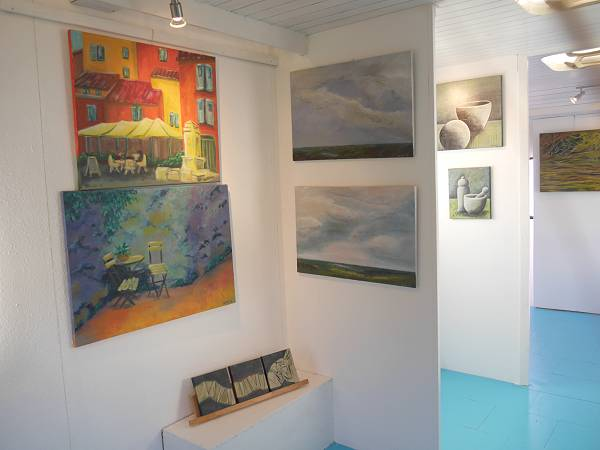 Ausstellung Sehnsuchtsorte Freiräume 4