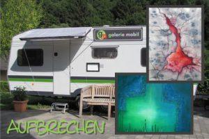 """Ausstellung """"Aufbrechen"""""""