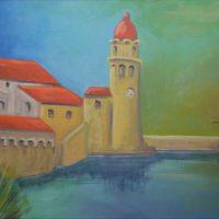 Landschaften: Collioure