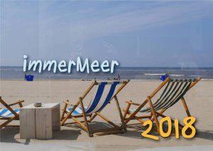 """Kalender 2018: """"immerMeer"""""""