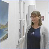 Ausstellung im Rathaus in Waldbröl