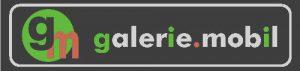 galerie.mobil Schild