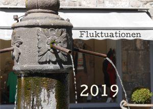 """Kalender 2019: """"Fluktuationen"""""""