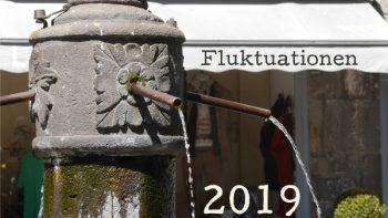 Permalink auf:Kalender 2019: Fluktuationen