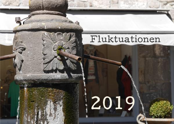 Kalender 2019: Titel Fluktuationen