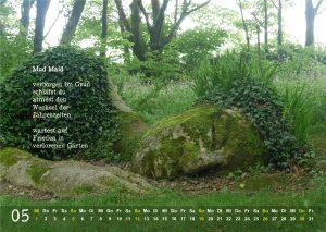 Kalender 2019: Mai