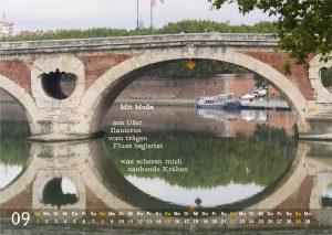 Kalender 2019: September