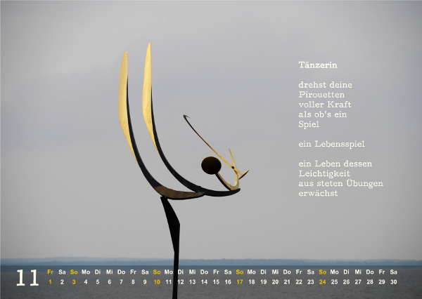 Kalender 2019: November