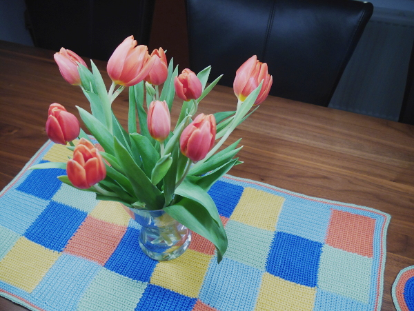 Frühlings-Häkelei