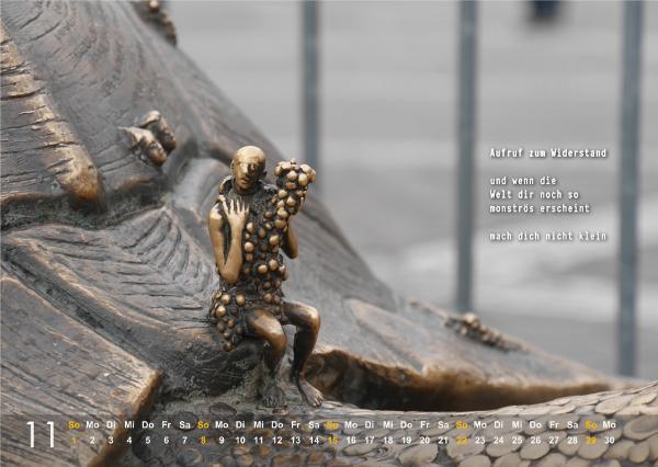 Kalender 2020: November