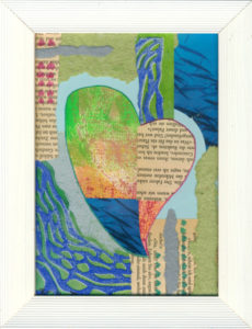 "Collage ""Hearts (2)"""