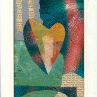 "Collage ""Hearts (3)"""