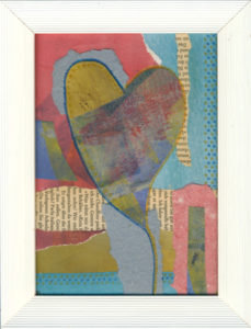 "Collage ""Hearts (4)"""