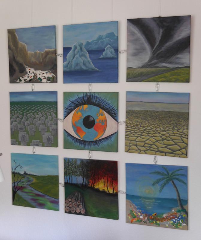 Erde im Blick (Installation)