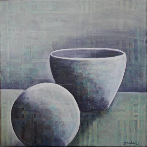 """Bild: """"Stillleben Duo (2)"""""""