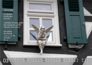 Kalender 2021: März