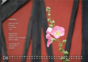 Kalender 2021: Juni