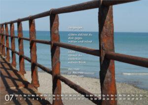 Kalender 2021: Juli