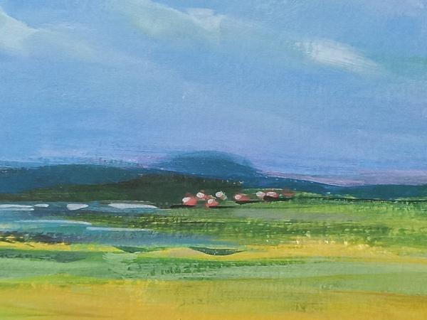 Friesische Landschaft