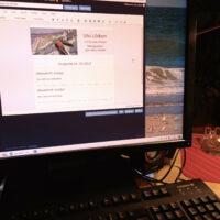 Newsletter-Vorbereitung am PC