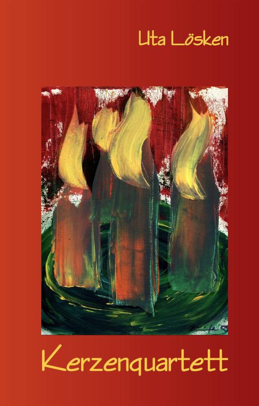 Buch: Kerzenquartett