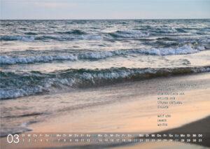 Kalender 2022: März