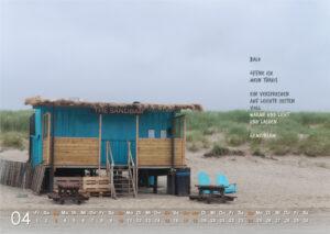 Kalender 2022: April